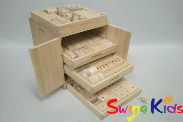ゲーテの組み木/リブロック